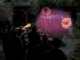 12 Angry Zen - Charmed episode (season 8, episode 14)