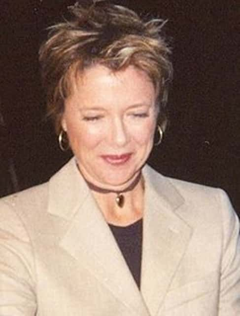 Annette Bening - American actress