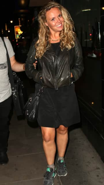 Charlie Brooks - British actress