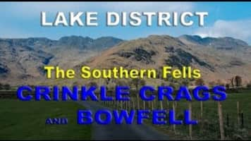 Crinkle Crags -