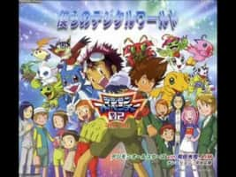 Digimon Adventure 02 - Japanese animated series