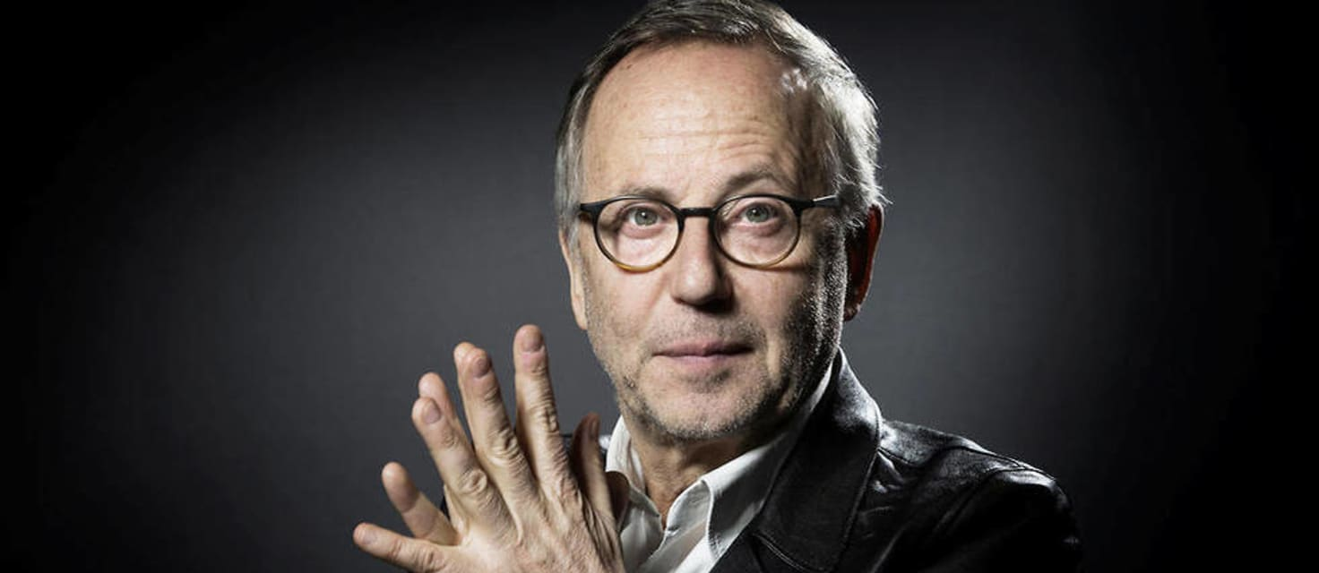 Fabrice Luchini - French film actor