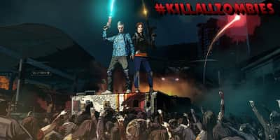 #KILLALLZOMBIES - Video game