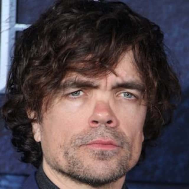 Peter Dinklage - American actor
