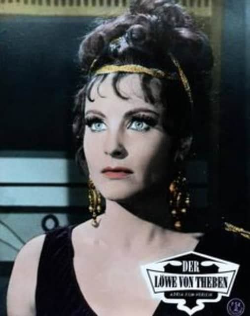 Yvonne Furneaux - French film actress