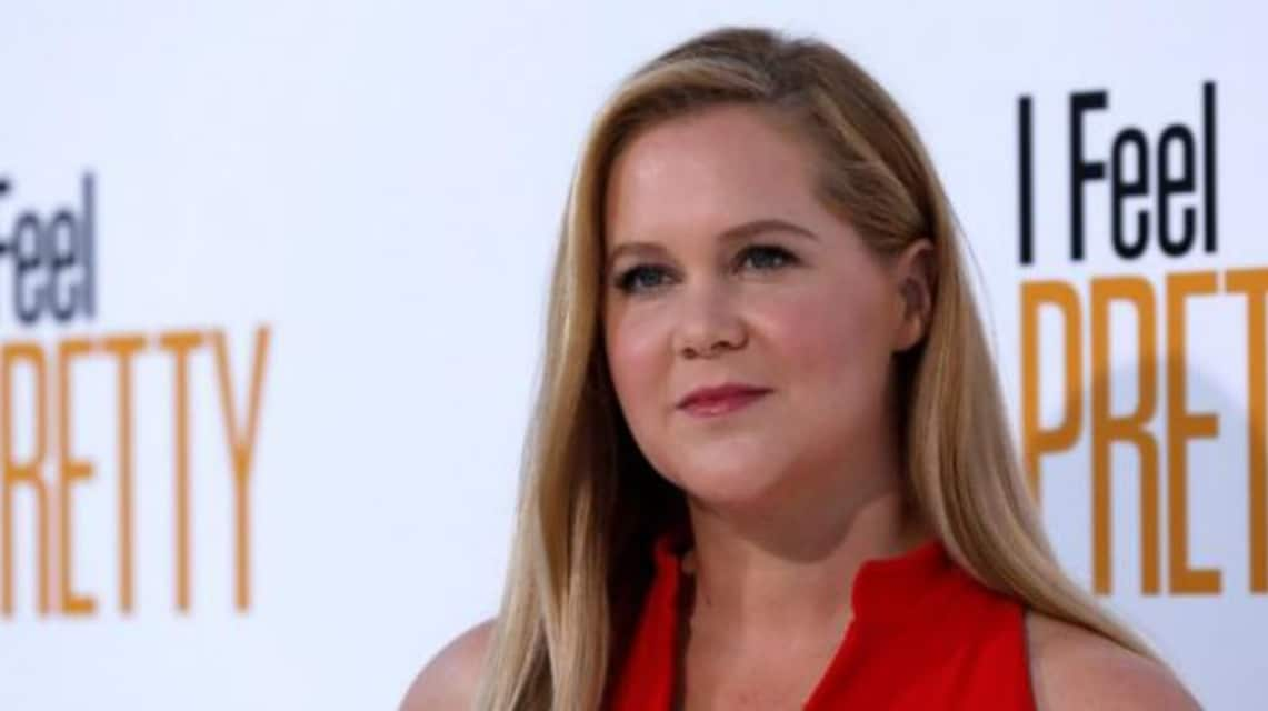 Amy Schumer - American stand-up comedian