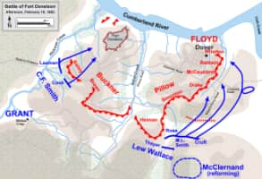Battle of Fort Donelson -