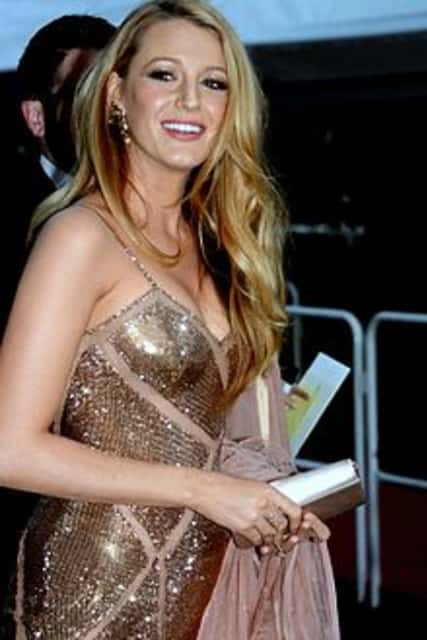 Blake Lively - American actress