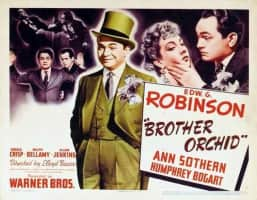 Brother Orchid - 1940 ‧ Black and white/Drama ‧ 1h 27m