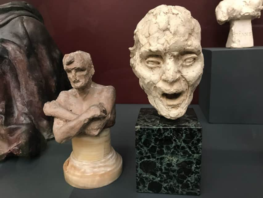 Camille Claudel - French sculptor