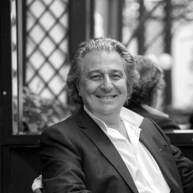 Christian Clavier - French actor
