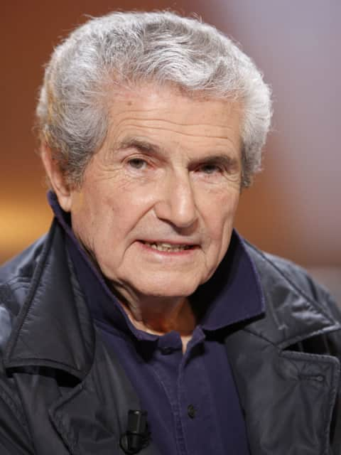 Claude Lelouch - French film director