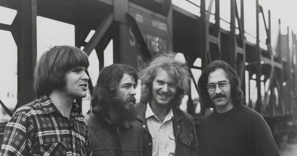Creedence Clearwater Revival - Rock band