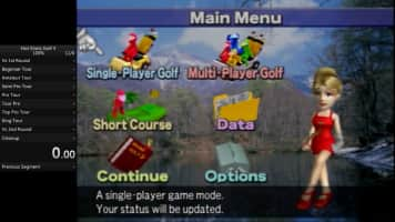 Everybody's Golf 3 - Video game