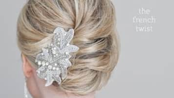 French twist - Hairstyle