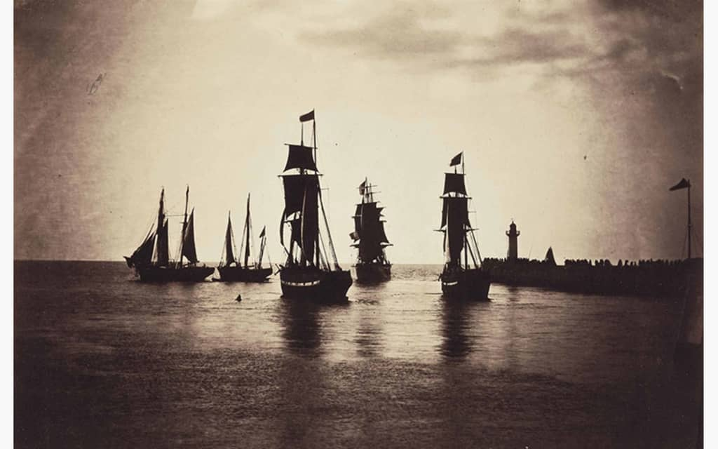 Gustave Le Gray - French photographer