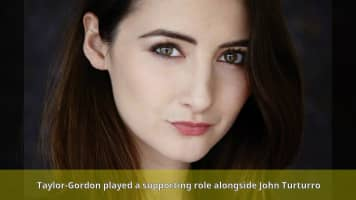 Hannah Taylor-Gordon - Actress