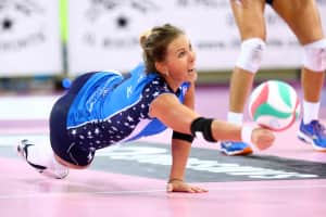 Indre Sorokaite - Italian-Lithuanian volleyball player