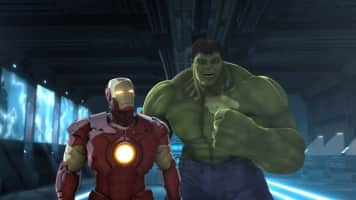 Iron Man and Hulk: Heroes United - 2013 ‧ Sci-fi/Action ‧ 1h 11m