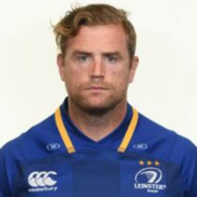Jamie Heaslip - Rugby player