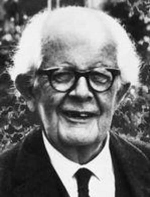 Jean Piaget - Swiss psychologist
