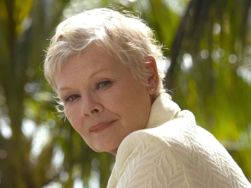 Judi Dench - Actress