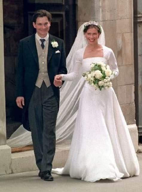 Lady Sarah Chatto - Antony Armstrong-Jones, 1st Earl of Snowdon's daughter