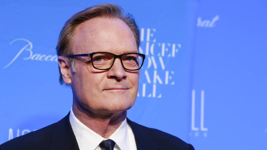 Lawrence O'Donnell - American television actor