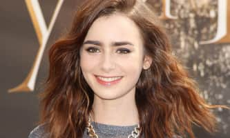 Lily Collins - Actress
