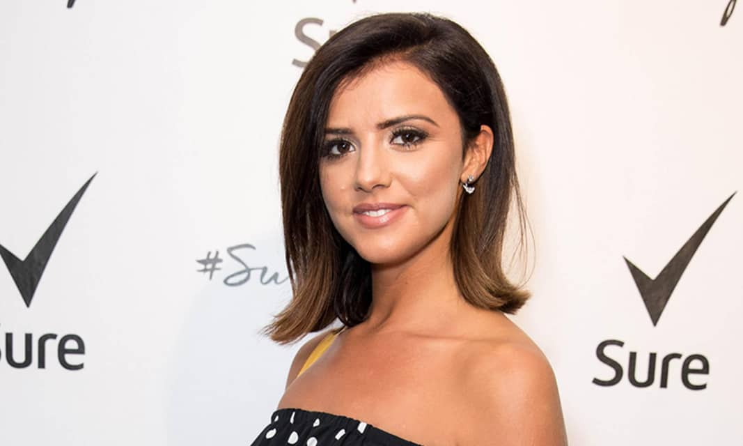 Lucy Mecklenburgh - TV personality
