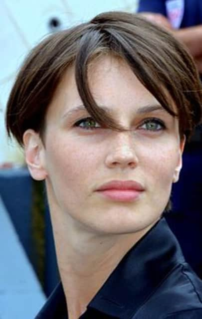 Marine Vacth - French actress
