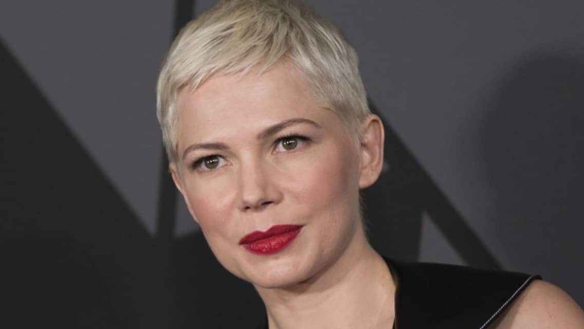 Michelle Williams - American actress