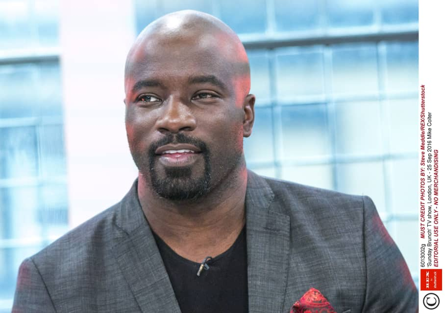 Mike Colter - American actor