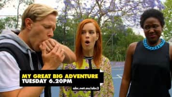 My Great Big Adventure - Australian television series