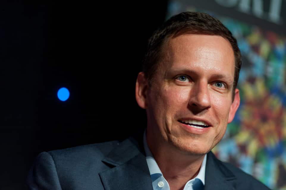 Peter Thiel - Entrepreneur