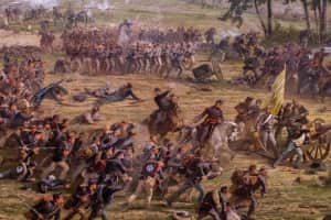 Pickett's Charge - Battle