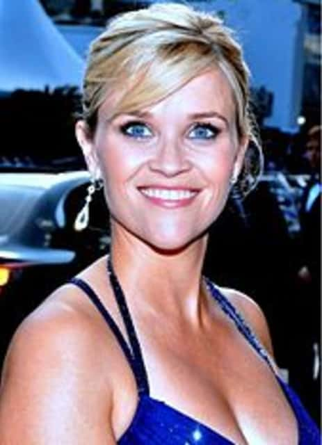 Reese Witherspoon - American actress