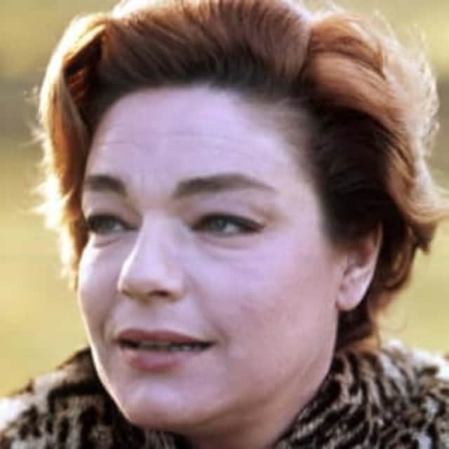 Simone Signoret - French actress