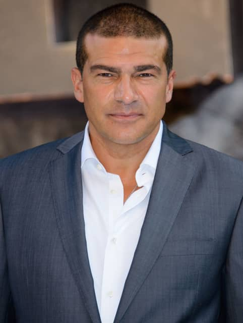 Tamer Hassan - Actor