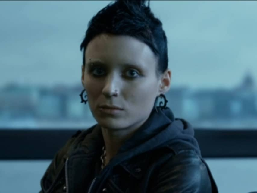 The Girl with the Dragon Tattoo - 2011 ‧ Mystery/Crime ‧ 2h 38m