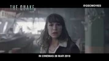 The Quake - 2018 ‧ Drama/Thriller ‧ 1h 48m