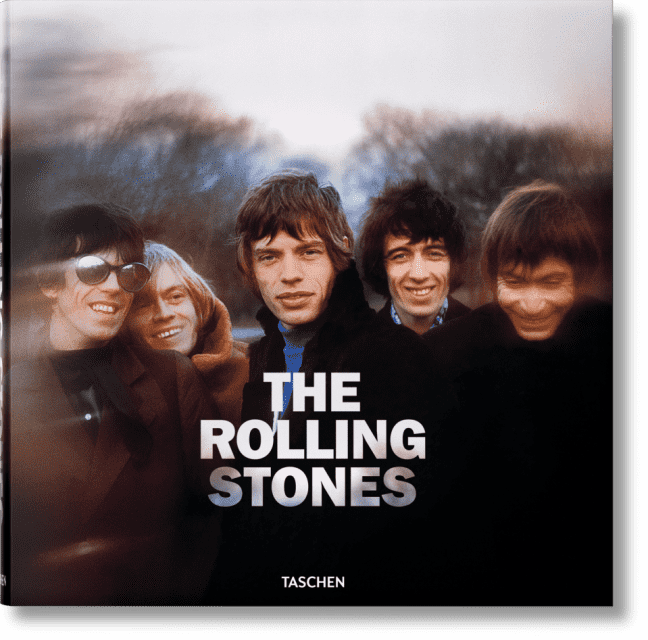 The Rolling Stones - Rock band