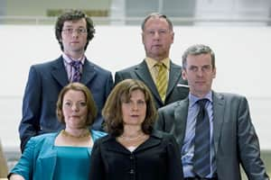 The Thick of It -