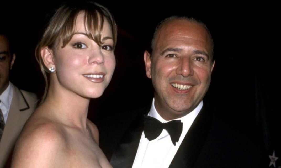 Tommy Mottola - American music executive