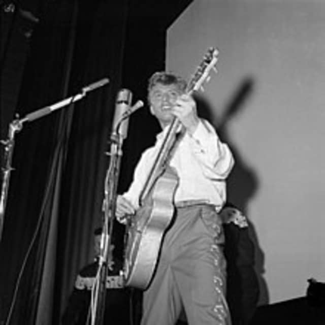 Tommy Steele - English entertainer