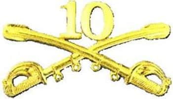 10th Cavalry Regiment - Army unit