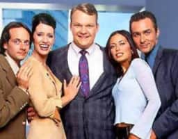 Andy Richter Controls the Universe - Sitcom