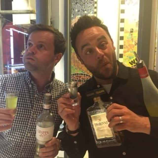 Anthony McPartlin - Television presenter