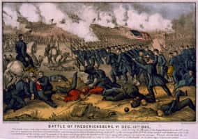 Battle of Fredericksburg -