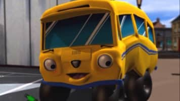 Busy Buses - Animated series